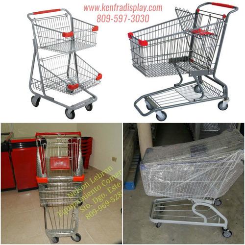 distribuidor de gondolas para supermercados en republica dom