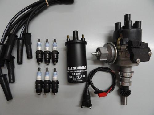 distribuidor electronico ford falcon f100 conjunto completo