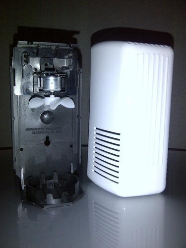 distribuidor lata aromatizante sani air aromas ambientales