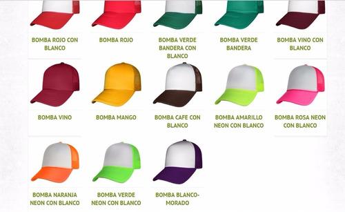 Distribuidor Mayoreo Gorra Bomba 1 Exp -   45.99 en Mercado Libre 545b25fa299