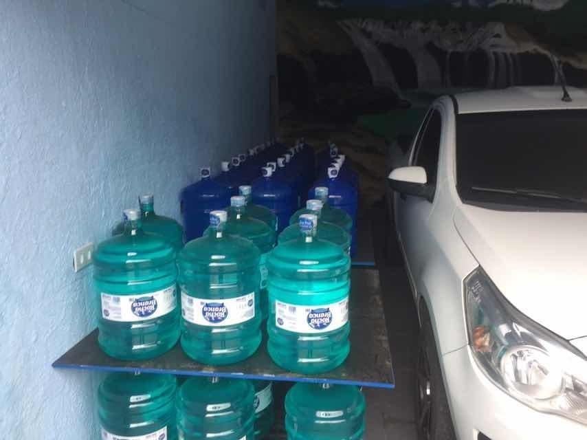 distribuidora de água mineral completa.