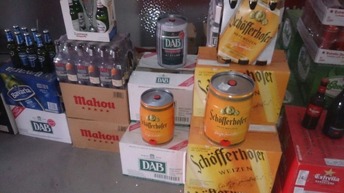 distribuidora de bebidas ventas por mayor y menor.