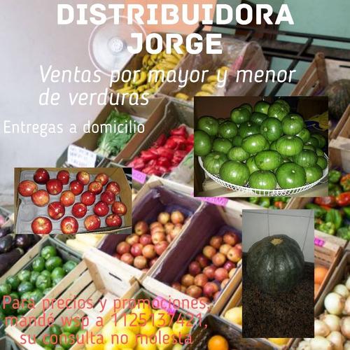 distribuidora de verduras y frutas jorge