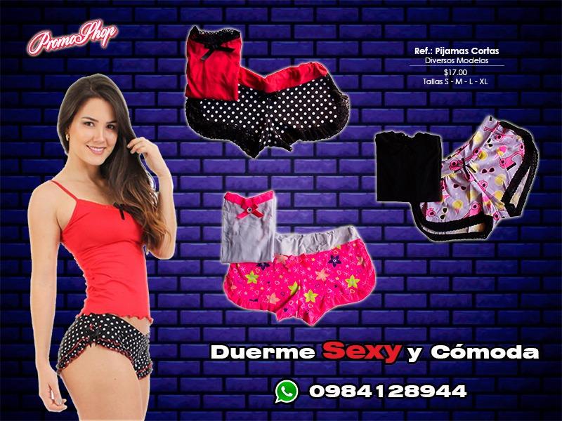 8ffc32322eea4d Distribuidora Pijamas Femeninas 2018 (al Mayor) Para Negocio