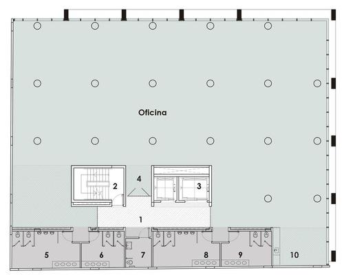 distrito tecnologico - parque patricios - caseros 3402 - oficina