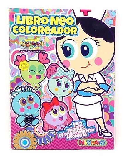Distroller Ksi Meritos Libro Para Colorear Interactivo