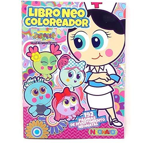 Distroller Ksi Meritos Libro Para Colorear Interactivo 19900 En