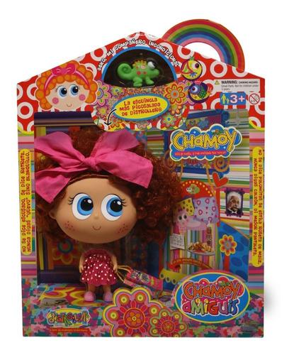 distroller muñeca chamoy
