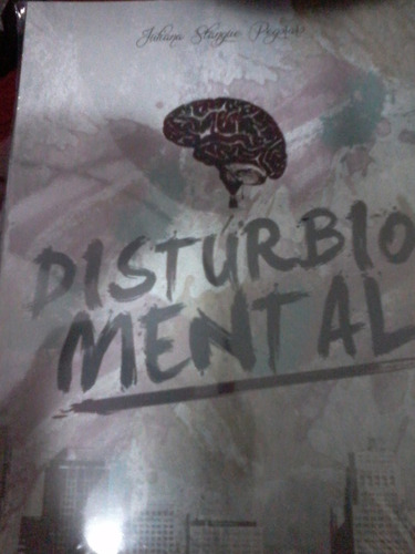 distúrbio mental - de juliana stangue pegoraro
