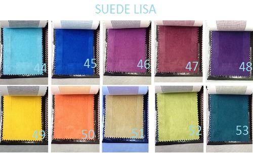 divã sala quarto várias cores tecidos promoção lançamento