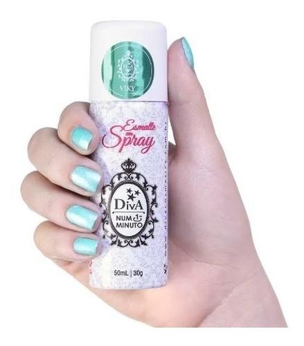 diva - esmalte em spray - novidade - escolha sua cor!!