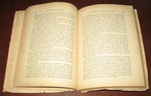 divagaciones de un haragan : jerome k. jerome 1955 ocio