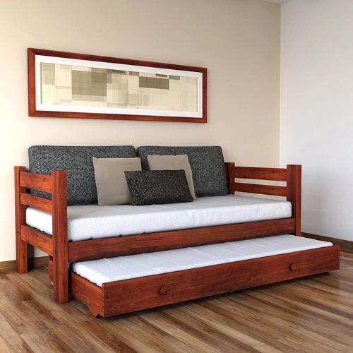 divan cama con carro makenna pacifico