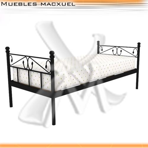 Famoso Comprar Muebles En Línea Cama De Metal Composición - Muebles ...