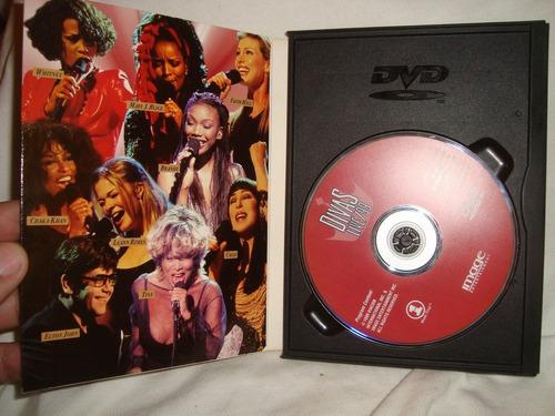 divas live 99 whitney cher tina  dvd  imp.usa en caballito *