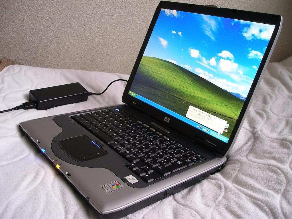 HP Compaq nx9005 Notebook 64x