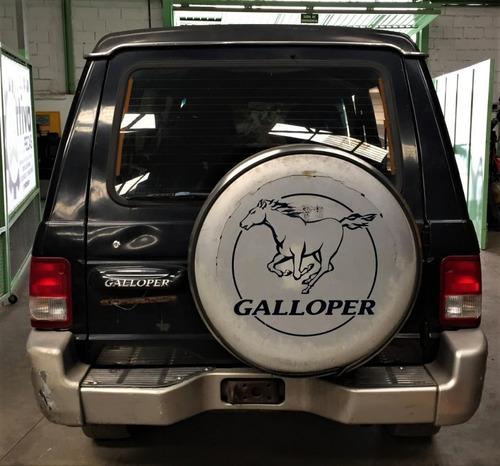 diversas peças p/ galloper 3.0 gas - consule-nos