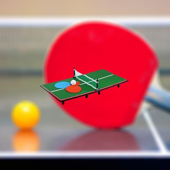 459705d29aa15 Diversão Mini Tenis Mesa Ping Pong Criança Promoção Treino - R$ 91,31 em  Mercado Livre