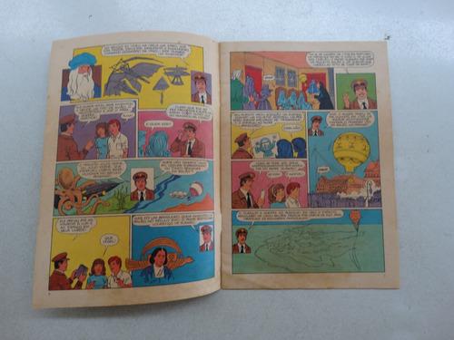 diversões apresenta piloto nº 1! editora abril 1982!