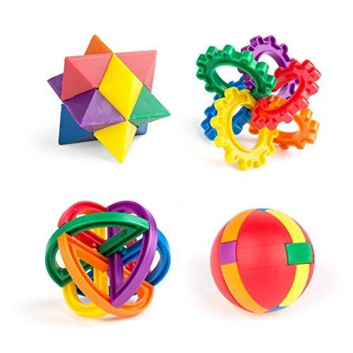divertidas bolas de rompecabezas por neliblu - claro videos