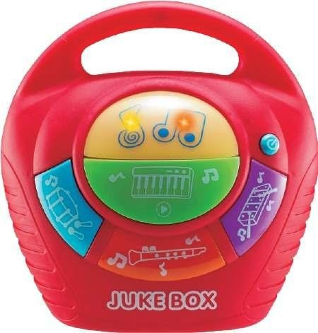 divertido radio musical jgls6111 infantoys