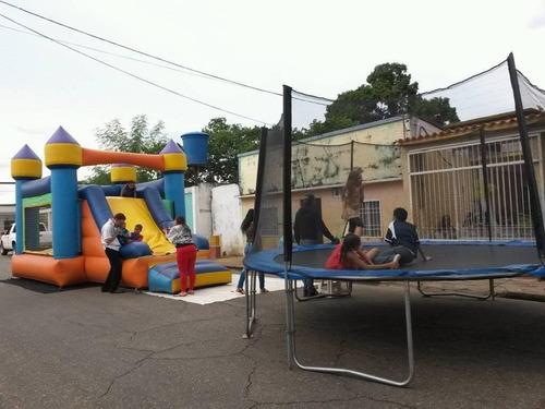 divertidos kids anaco.alquiler de equipos de entretenimiento