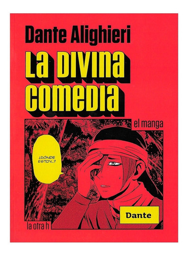 divina comedia - ed. otra h - manga - dante alighieri