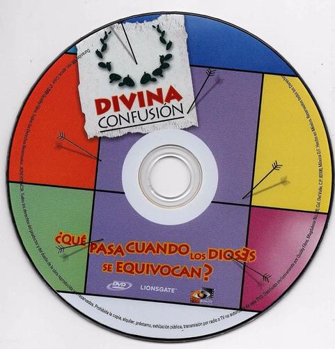 divina confusión - jesús ochoa - diana bracho - l. owen, dvd
