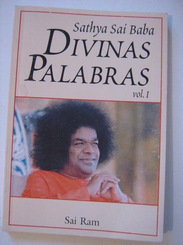 divinas palabras vol. i sathya sai baba 2001