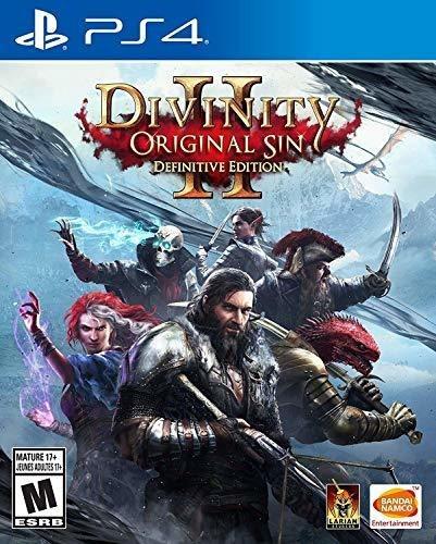 divinity original sin 2 playstation 4 edicion definitiva