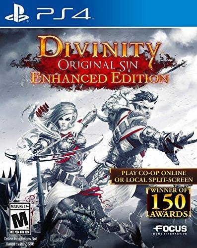 divinity original sin enhanced edition playstation 4