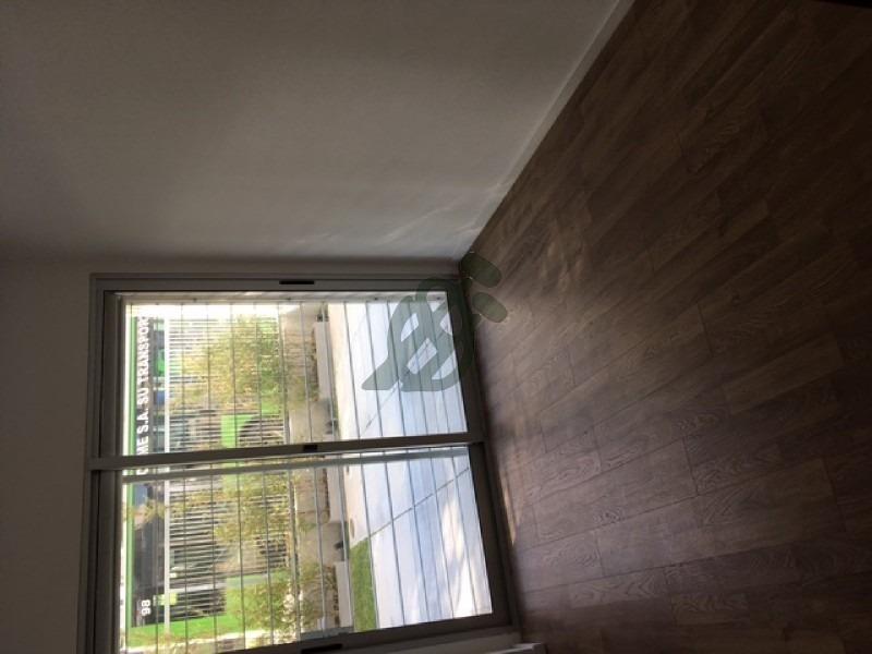 divino apartamento de 2 dor 2 baños con patio + garage - ref: 74
