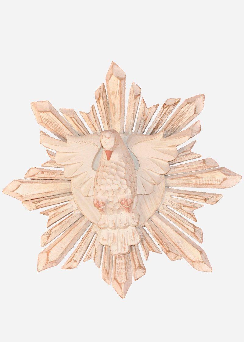 bebbda22e divino espirito santo madeira 30 cm. Carregando zoom.