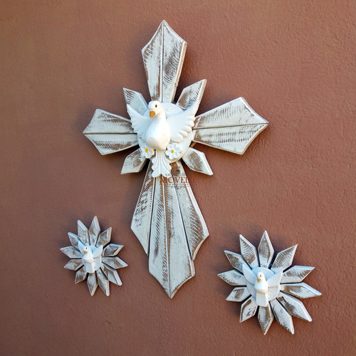 divino espirito santo parede decoração