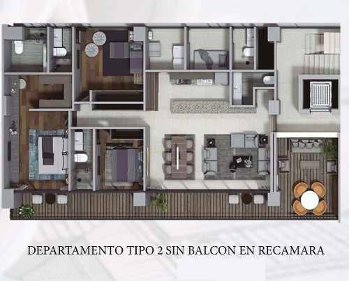 divino pent house de 334 m2 jesús del monte huixquilucan estado de mex
