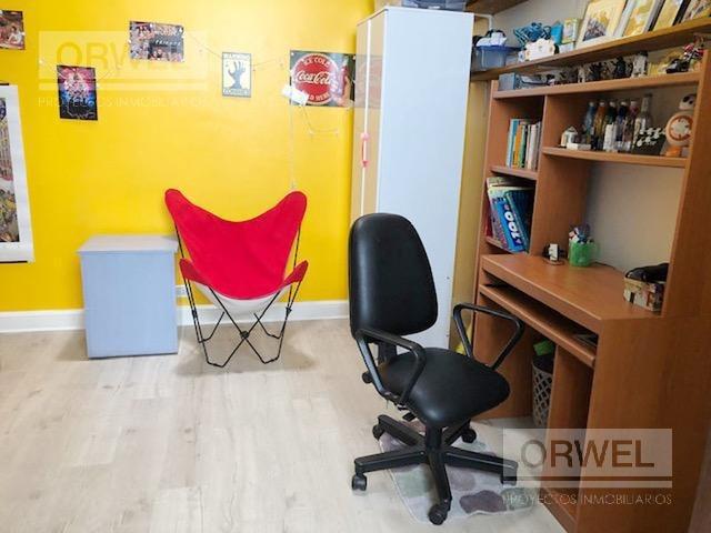 divino ph 4 / 5 dormitorios. reciclado!