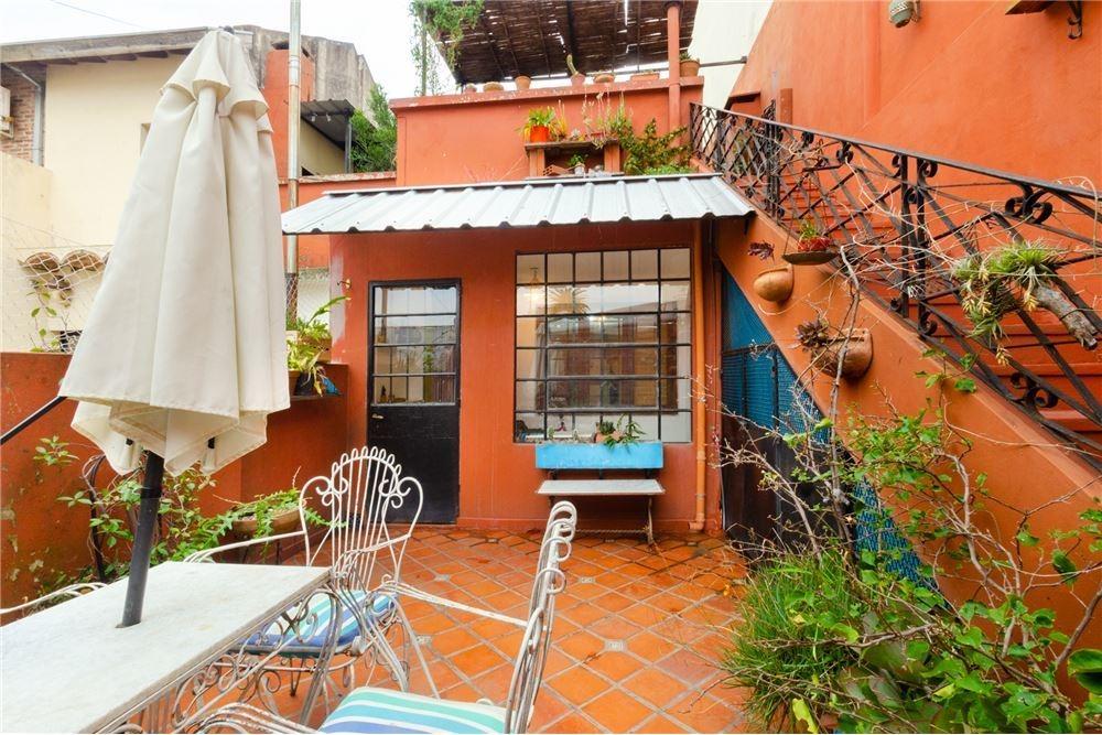 divino ph 4 amb. c/ patio y terraza. v. urquiza!!!