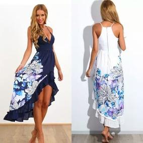 02457a337 ... Adelante Corto Atrás Largo. Usado - Capital Federal · Divino Vestido  Floral Talle L