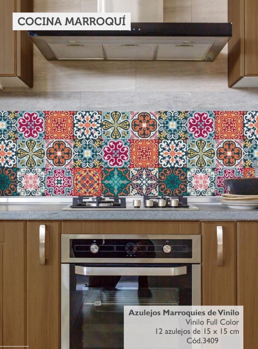 Divinos!!! Azulejos En Vinilo Para Cocina. Varios Diseños - $ 550,00 ...