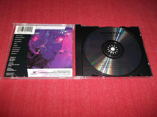 divinyls - what a life cd imp ed 1990 mdisk
