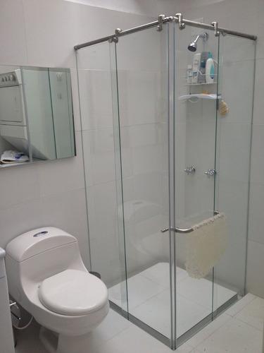 division para baño en vidrio  $240.000 m2