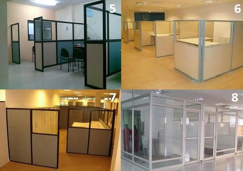 divisiones de oficinas cerramientos tabiques divisorios
