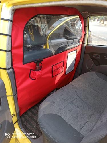 divisiones de protección para taxis
