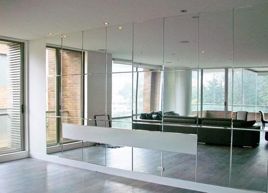 Divisiones en cristal templado para oficinas todo vision for Divisiones para oficina