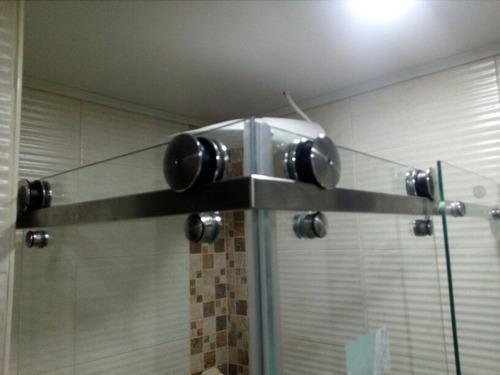 divisiones para baño en cristal funza, mosquera, madrid