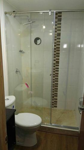 divisiones para baño, ventanas,puerta recibo todas targetas