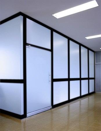 Divisiones para oficina divisi n tipo a en aluminio m2 for Necesito muebles de oficina