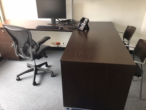 divisiones para oficina en aluminio y vidrio templado