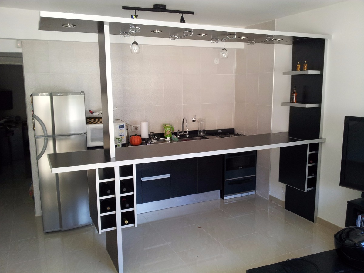 Muebles Divisores Cocina Comedor En Mercado Libre Argentina # Muebles Divisorios