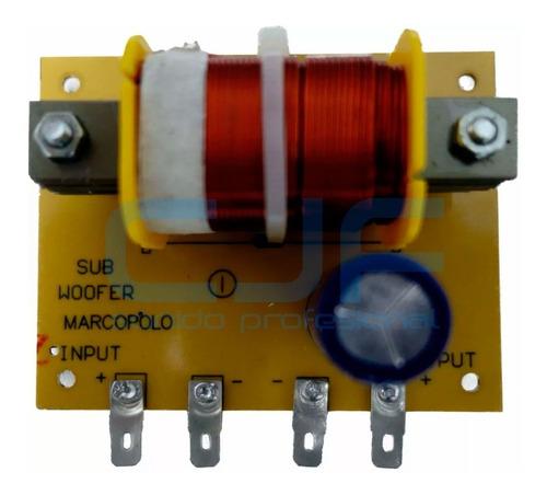 divisor de frecuencias as parlante sub woofer crossover cjf